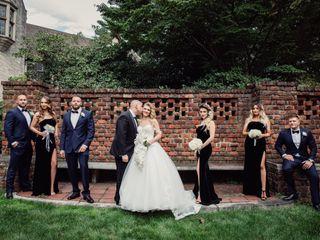 Greta and Greg's Wedding in New Rochelle, New York 54