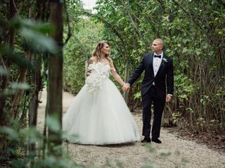 Greta and Greg's Wedding in New Rochelle, New York 56