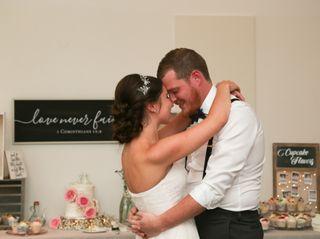 The wedding of Jacqueline and Jon
