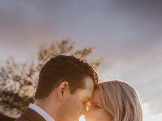 The wedding of Casey and Korey