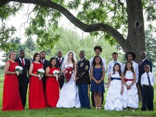 The wedding of Royregus and Kristi
