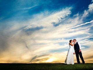 The wedding of Shauna and Dillion
