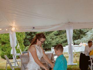 The wedding of Cara and Jonathon 2