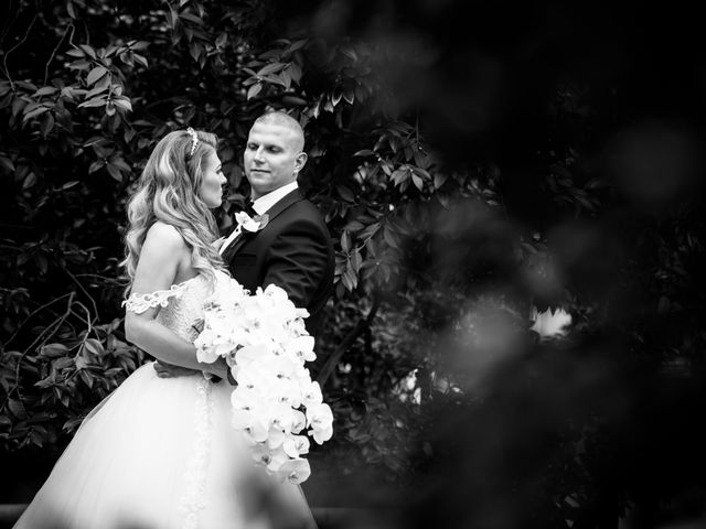 Greta and Greg's Wedding in New Rochelle, New York 44