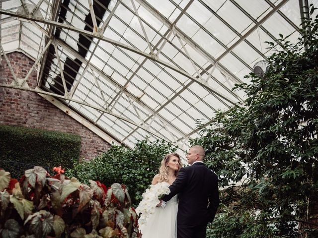 Greta and Greg's Wedding in New Rochelle, New York 45