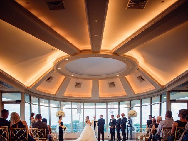 Greta and Greg's Wedding in New Rochelle, New York 48