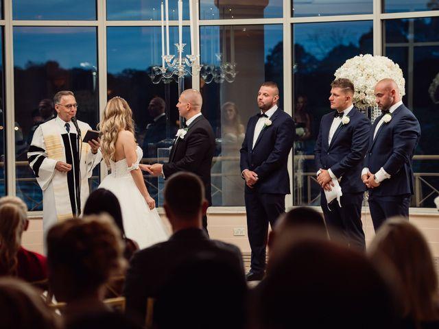 Greta and Greg's Wedding in New Rochelle, New York 50