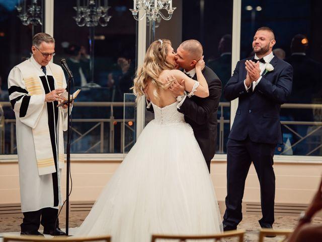 Greta and Greg's Wedding in New Rochelle, New York 52