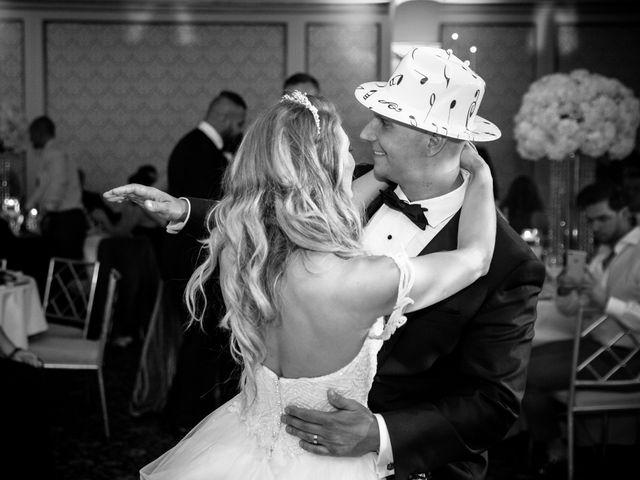 Greta and Greg's Wedding in New Rochelle, New York 66