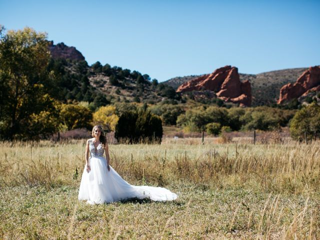 Daniel and Kourntey's Wedding in Colorado Springs, Colorado 15