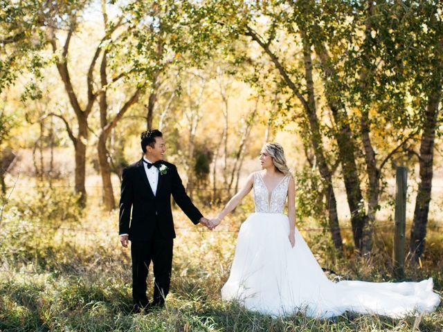 Daniel and Kourntey's Wedding in Colorado Springs, Colorado 2
