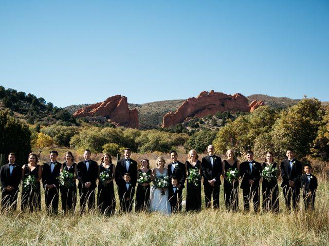Daniel and Kourntey's Wedding in Colorado Springs, Colorado 17