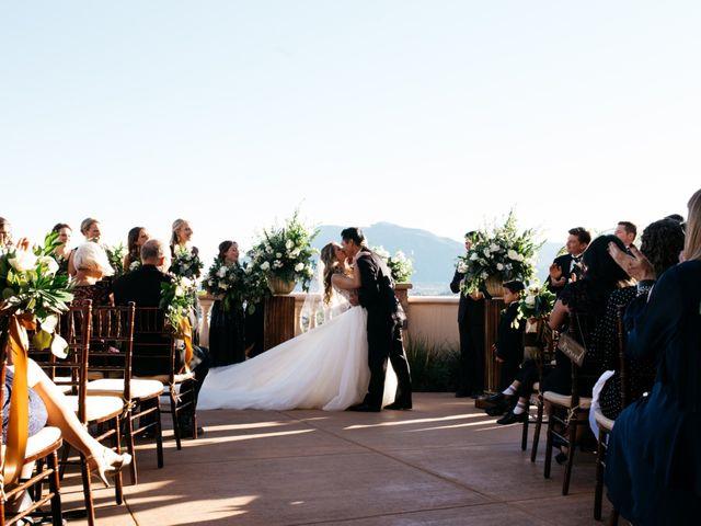 Daniel and Kourntey's Wedding in Colorado Springs, Colorado 23