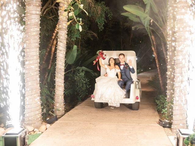 Lorena and Caleb's Wedding in San Diego, California 1