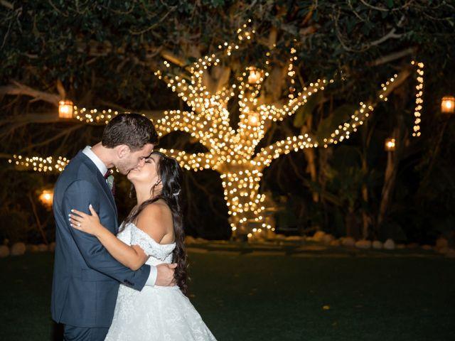 Lorena and Caleb's Wedding in San Diego, California 4