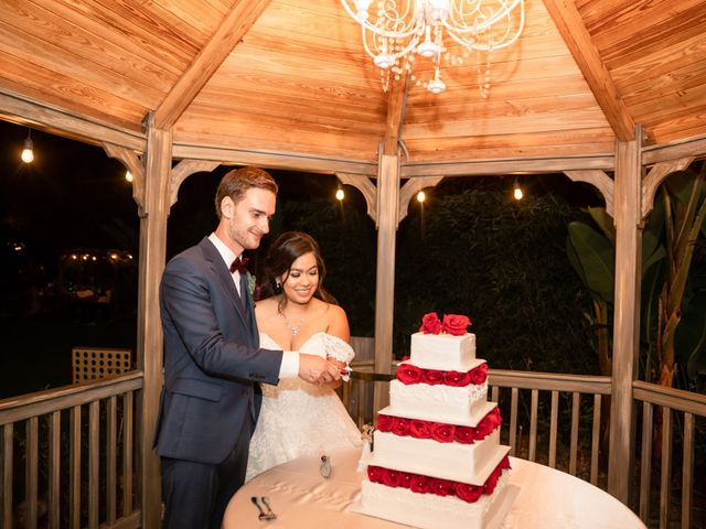 Lorena and Caleb's Wedding in San Diego, California 6