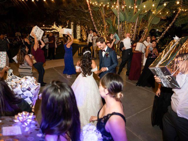 Lorena and Caleb's Wedding in San Diego, California 7