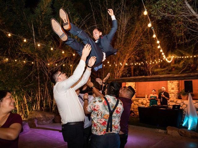 Lorena and Caleb's Wedding in San Diego, California 8