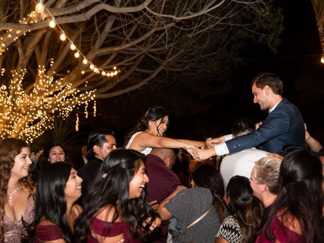 Lorena and Caleb's Wedding in San Diego, California 9