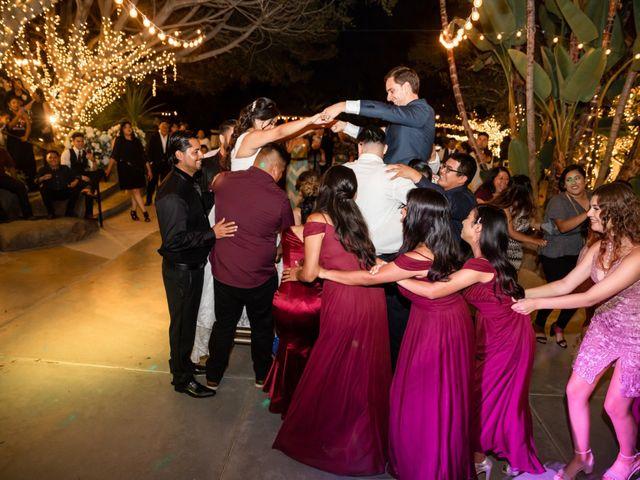 Lorena and Caleb's Wedding in San Diego, California 10