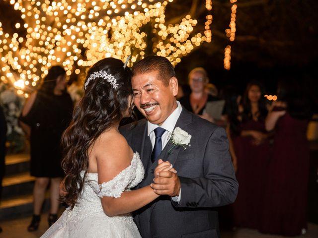 Lorena and Caleb's Wedding in San Diego, California 11