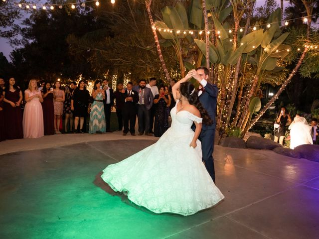 Lorena and Caleb's Wedding in San Diego, California 12