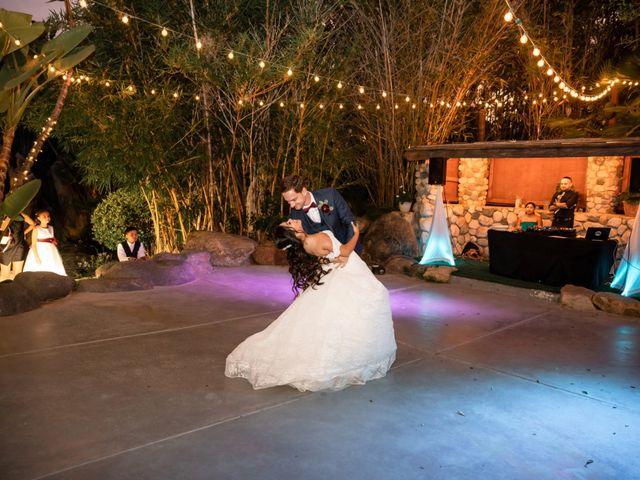 Lorena and Caleb's Wedding in San Diego, California 13