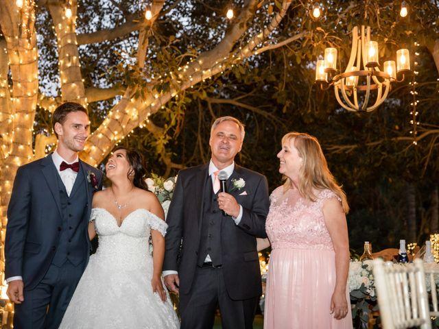 Lorena and Caleb's Wedding in San Diego, California 14