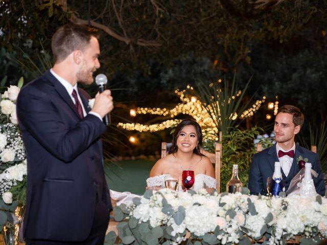Lorena and Caleb's Wedding in San Diego, California 15