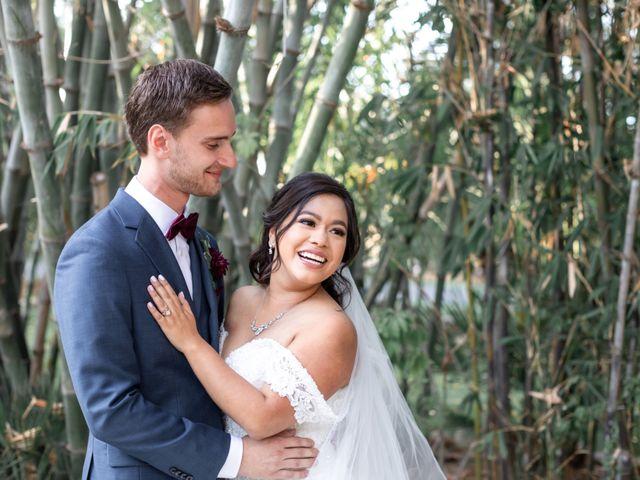 Lorena and Caleb's Wedding in San Diego, California 20