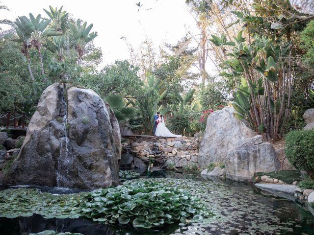 Lorena and Caleb's Wedding in San Diego, California 22