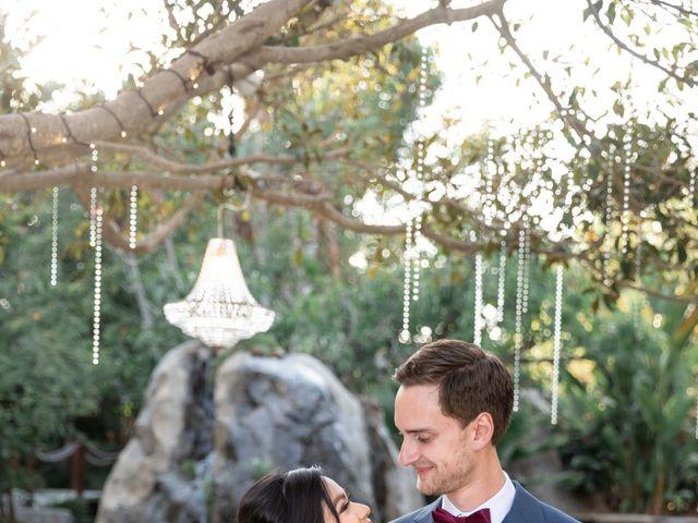Lorena and Caleb's Wedding in San Diego, California 25