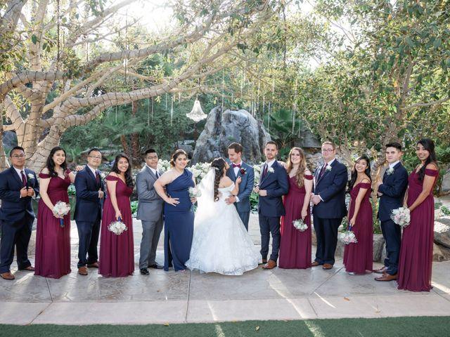Lorena and Caleb's Wedding in San Diego, California 32