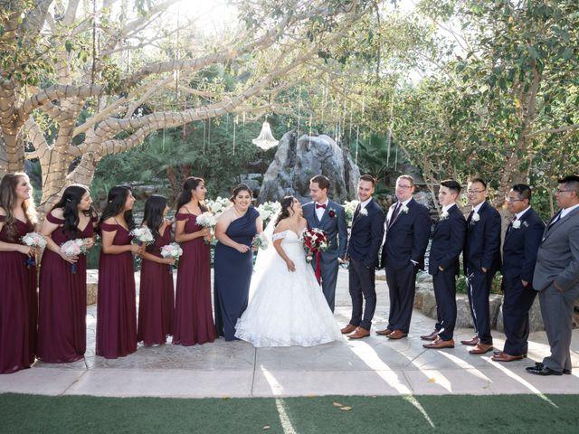 Lorena and Caleb's Wedding in San Diego, California 33