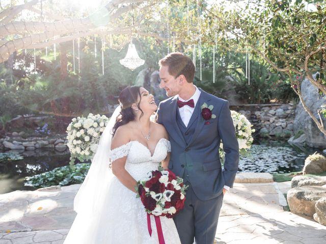 Lorena and Caleb's Wedding in San Diego, California 34