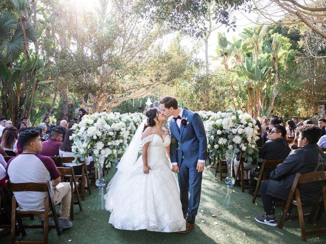 Lorena and Caleb's Wedding in San Diego, California 36