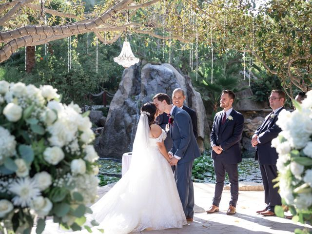 Lorena and Caleb's Wedding in San Diego, California 37