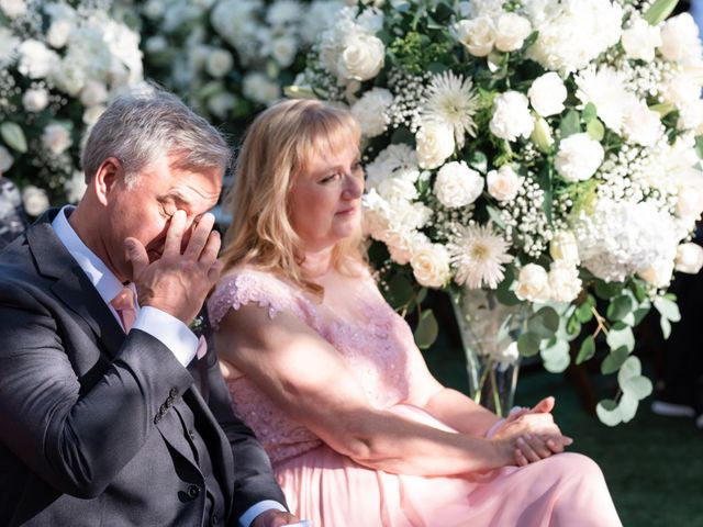 Lorena and Caleb's Wedding in San Diego, California 41