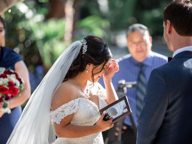 Lorena and Caleb's Wedding in San Diego, California 42
