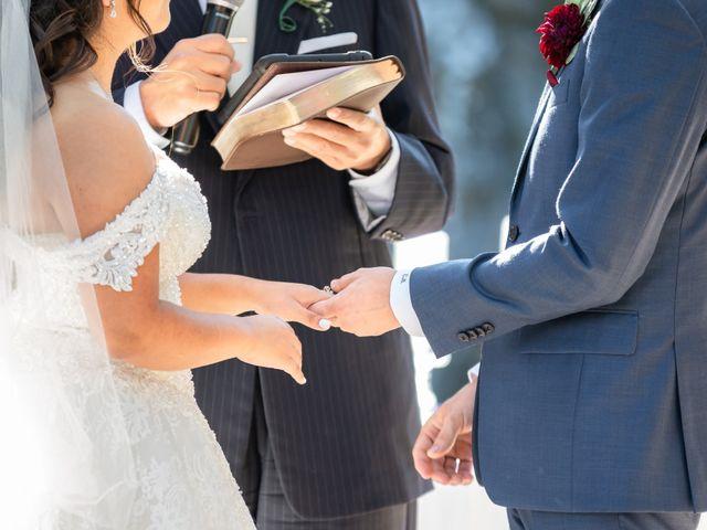 Lorena and Caleb's Wedding in San Diego, California 43