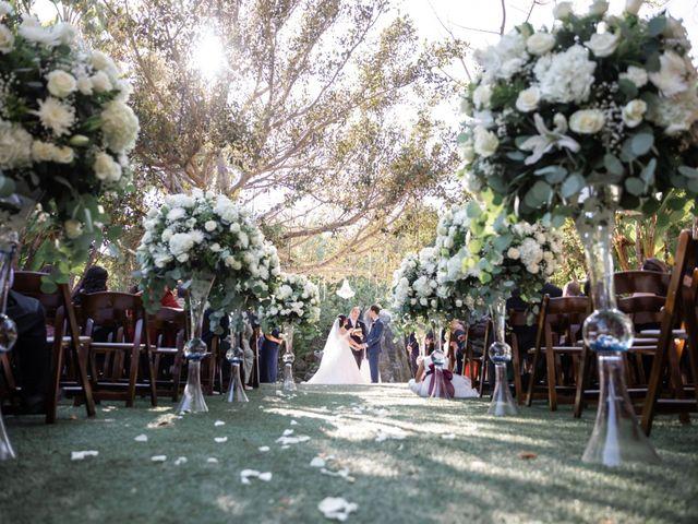 Lorena and Caleb's Wedding in San Diego, California 45