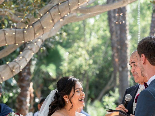 Lorena and Caleb's Wedding in San Diego, California 47