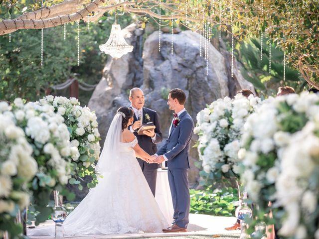 Lorena and Caleb's Wedding in San Diego, California 48