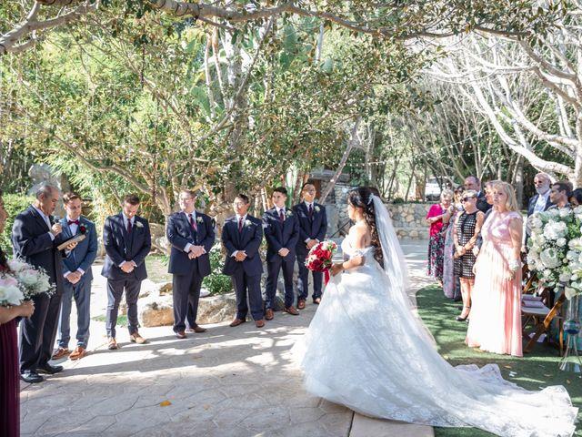 Lorena and Caleb's Wedding in San Diego, California 49
