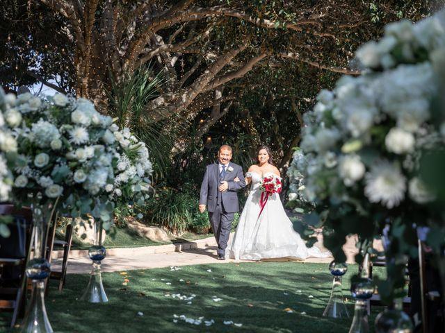 Lorena and Caleb's Wedding in San Diego, California 50