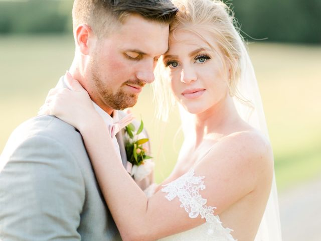 The wedding of Ashley and Gregory