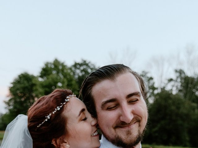 Tom and Nicole's Wedding in Penns Creek, Pennsylvania 4