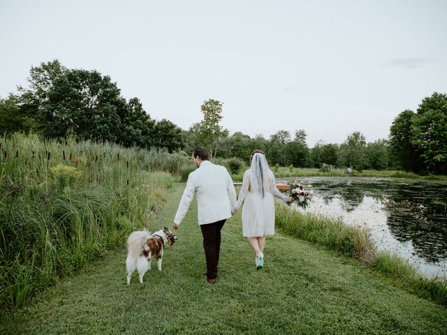 Tom and Nicole's Wedding in Penns Creek, Pennsylvania 6