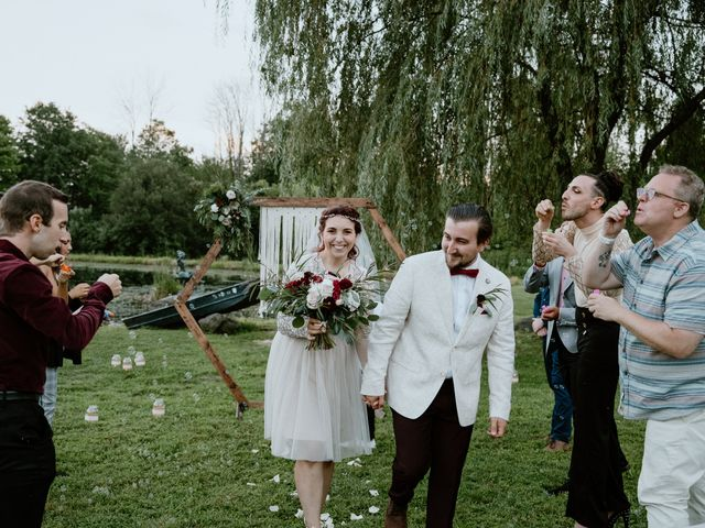 Tom and Nicole's Wedding in Penns Creek, Pennsylvania 7