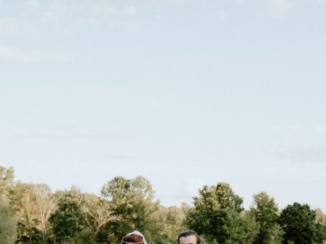 Tom and Nicole's Wedding in Penns Creek, Pennsylvania 19